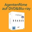 Amazon.de: Cyber Monday Woche – Tagesangebote am 21.11.18 u.a. Bis zu 44% reduziert: Agentenfilme