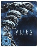 Saturn.de: Weekend Deals mit u.a. Alien 1-6 (Steelbook) – (Blu-ray) für 34,99€ inkl. VSK
