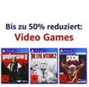 Amazon.de: Angebote des Tages – Bis zu 50% reduziert: Video Games