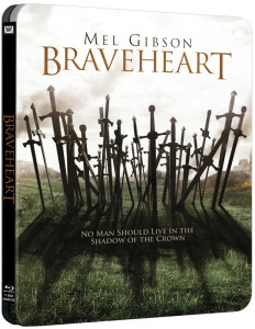 Braveheart Steelbook