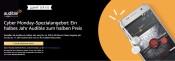 Amazon.de: Cyber Monday-Spezialangebot: Ein halbes Jahr Audible zum halben Preis