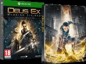 Shop4de.com: 10% zu Black Friday (ab 23.11.2018), z.B. Deus Ex Mankind Divided (Day One Edition + Steelbook) [One] für 7,08€ + VSK