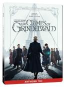 [Vorbestellung] Amazon.de: Phantastische Tierwesen: Grindelwalds Verbrechen [3D + 2D Blu-ray] & 4K Steelbook für je 29,99€ & 34,99€ inkl. VSK