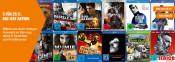 Saturn.de: 5 Blu-rays für 25€ (Nur Online, bis 05.11.18)