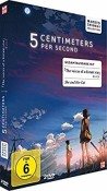 [Lokal] Saturn (Alexanderplatz): 5 Centimeters per Second – Mako Shinkai Collection [DVD] für 9,99€