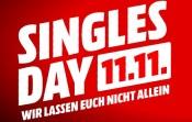 MediaMarkt.de & Saturn.de: Singles Day Angebote ab 20 Uhr