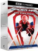 Amazon.fr: Box Sets bis zu 50% reduziert u.a. Spider-Man Trilogie (Origins Collection) [4K UHD + Blu-ray] für 20€ + VSK