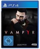 Amazon.de: Diverse Games im Preis gesenkt mit u.a. Vampyr – [Playstation 4] für 24,99€