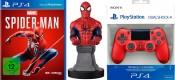 Otto.de: Black Friday Woche mit u.a. Spider-Man + Wireless DualShock Controller rot + Cable Guy PlayStation 4 für 79,99€ + VSK