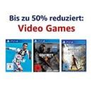 Amazon.de: Tagesangebote – Bis zu 50% reduziert: Video Games