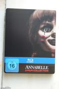 [Fotos] Annabelle 1 + 2 als Steelbook (Limited Edition exklusiv bei Amazon.de)