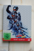 [Review] Ant-Man and the Wasp 3D Steelbook