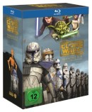 Amazon.de: Star Wars: The Clone Wars – Komplettbox Staffel 1-5 [Blu-ray] für 46,19€ inkl. VSK