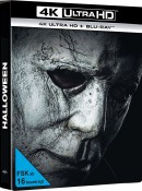 Media-Dealer.de: Halloween – 4K Ultra HD Blu-ray + Blu-ray / Limited Steelbook (4K Ultra HD) für 19,99€ + VSK