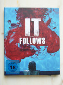 [Review] It Follows – Special Edition – Limitiertes Mediabook