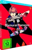 Amazon.de: Samurai Flamenco – Vol.1 – 4 ab je 5,97€ + VSK