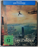 Amazon.de: Skyscraper – (2D) Blu-ray Limited Steelbook für 10,49€ + VSK