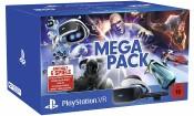 Amazon.de: PlayStation Virtual Reality Mega Pack (inkl. 5 Spiele) für 229€ inkl. VSK