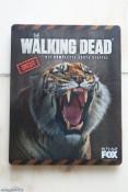 "[Fotos] The Walking Dead – Staffel 8 (Limited Weapon Steelbook ""Shiva"") MediaMarkt Exklusiv!"