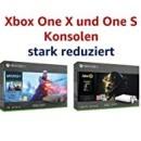 Amazon.de: Tagesangebote – Xbox One X und Xbox One S Konsolen: stark reduziert & Jetzt reduziert: Microsoft Xbox One Controller