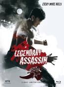 Kolls kleiner Horrorladen: Legendary Assassin (Mediabook) [Blu-ray + DVD] für 9,99€ + VSK