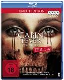 OFDb.de: Cabin Fever Quadrologie [Blu-ray] für 11,98€ + VSK und vieles mehr