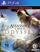 GameStop.de: 25% Rabatt auf ausgewählte Collector's und Special Editions, u.a. mit Assassin's Creed Odyssey (Omega Edition) [PlayStation 4] für 29,99€ inkl. VSK