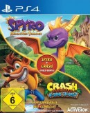 Mueller.de: Spyro: Reignited Trilogy + Crash Bandicoot: N.Sane Trilogy [PS4] für 44,99€