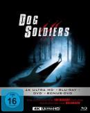 [Vorbestellung] Amazon.de: Dog Soldiers (Mediabook) [UHD Blu-ray + Blu-ray + 2 DVDs] für 36,99€ inkl. VSK