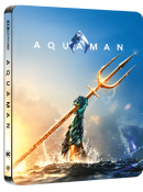 MediaMarkt & Saturn.de: Aquaman Steelbook [Blu-ray] für 24,99€ + weitere Editionen z.B. Ultimate Collectors Edition