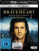 Amazon.de: Braveheart (4K Ultra HD) (+ Blu-ray 2D) für 19,19€ + VSK