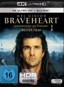 Amazon.de: Braveheart (4K Ultra HD) (+ Blu-ray 2D) für 19,19€ + VSK