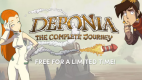 HumbleBundle.com: Deponia – The Complete Journey [PC] KOSTENLOS!