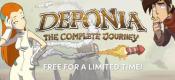 HumbleBundle.com: Deponia – The Complete Journey [PC] KOSTENLOS!