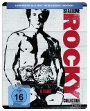 Amazon.de: Rocky Collection 1-6 Steelbook [Blu-ray] [Limited Edition] für 24,89€ + VSK