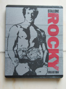 [Fotos] Rocky Collection 1-6 Steelbook