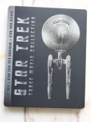 [Fotos] Star Trek – Three Movie Collection – Steelbook