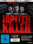 [Vorbestellung] Media-Dealer.de: Hunter Killer (Steelbook) [UHD Blu-ray + Blu-ray] 24,44€ inkl. VSK
