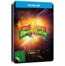 [Vorbestellung] Amazon.de: Mighty Morphin Power Rangers – Die komplette Serie (Steelbook) [SD on Blu-ray] 44,99€ inkl. VSK