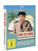 [Vorbestellung] Amazon.de: Louis de Funes – Gendarmen Box [Blu-ray] 37,99€ inkl. VSK