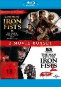 Media-Dealer.de: The Man with the Iron Fists 1+2 (Blu-ray) für 5,99€ + VSK und weitere Doppelboxen unter 7€