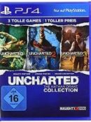 Müller.de: 15% Rabatt auf PS4 Spiele z.B. Uncharted – The Nathan Drake Collection für 16,99€ inkl. VSK (nur heute!)