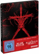 Amazon.de: Blair Witch & Blair Witch Project (Steelbook) [Blu-ray] für 7,99€ + VSK