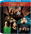 Amazon.de: The Da Vinci Code – Sakrileg / Illuminati / Inferno [3 Blu-ray] für 10,99€ + VSK