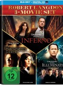 Amazon.de: The Da Vinci Code – Sakrileg / Illuminati / Inferno [3 Blu-ray] für 10,99€ + VSK