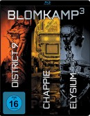 MediaMarkt.de: Chappie/District 9/Elysium (Steelbook) [Blu-ray] für 7,99€ + VSK
