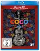 Amazon.de: Coco – Lebendiger als das Leben! (3D Blu-ray +Blu-ray 2D) für 13,99€ + VSK.