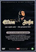 Ebay.de: Musik-DVDs, z.B. Elton John: One Night Only – The Greatest Hits [DVD] für 5,63€ inkl. VSK