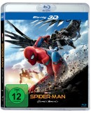 Amazon.de: Spider-Man Homecoming [3D-Blu-ray] für 8,99€ + VSK