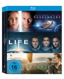Alphamovies.de: Arrival / Life / Passengers Limited Blu-ray Edition 9,94€ + VSK